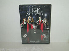 Dark Shadows (DVD, 2012) Brand New (Region 1 NTSC) Johnny Depp