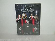 Dark Shadows (DVD, 2012) Brand New (Region 1 NTSC) Johnny Depp
