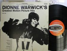 Soul Lp Dionne Warwick Greatest Motion Picture Hits On Scepter