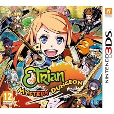 Etrian Odyssey Mystery Dungeon for Nintendo 3ds PAL
