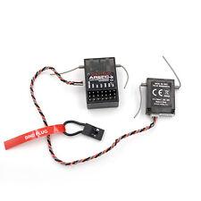 AR6210 DSMX 6-Channel Receiver RX Support DSM2 for Spektrum Transmitter TX RC