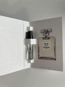Chanel No.5 L'EAU Eau De Toilette Sample 1.5ml