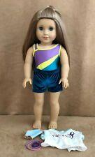 Mckenna American Girl Doll gymnastics practice wardrobe outfit GOTY 2012