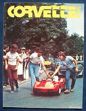 Prospekt brochure Corvette News October / November 1978 (USA)