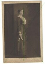 Old PC EMPRESS ZITA of Austria, Red Cross postcard printed in Vienna