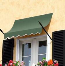 AWNTECH  5 ft. New Orleans Awning (31 in. H x 16 in. D) in Sage
