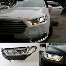 Car LED Headlights Bi Xenon Projector Lens Headlamps For Ford Taurus 2015 2016