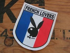"Snake Patch FRANCE OPEX "" FRENCH LOVERS "" AIR isaf TAP "" SCRATCH"""