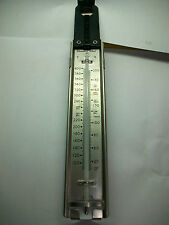 Taylor Candy thermometer Black Handle Stainless Steel