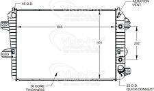 Radiator Vista Pro 438139
