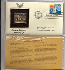 SPACE ACHIEVEMENT-SHUTTLE LIFT-OFF-1981 Commemorative Cachet