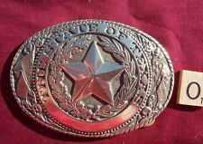 TONY LAMA GREAT STATE SEAL OF TEXAS PREOWNED REGULAR EDITION.[O]