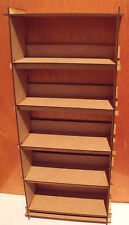 Paint stand 50 pots rack storage Workshop Warhammer Tamiya Humbrol Wargames