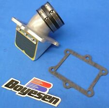 HONDA TRX 250R TRX250R BOYESEN RAD VALVE SYSTEM NEW REED CAGE BOOT CLAMPS KIT