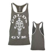 Ärmellose Herren-Sport-T-Shirts & -Training Fitnessstudio