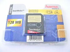 128MB Smart Media Card ( 128 MB SM Card ) HAMA Neu