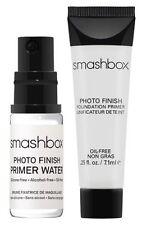 2 PC SMASHBOX PHOTO FINISH FOUNDATION PRIMER AND PRIMER WATER Minis