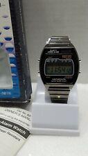 Vintage Micronta Radio Shack Precison Digital LCD Watch 63-5078 - Amazing Shape!