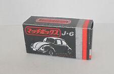 Repro Box Matchbox Superfast Nr.J 6 Volkswagen Japan Box