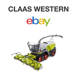 CLAAS JAGUAR 990 TT + ORBIS 750 1:32 (02531490)