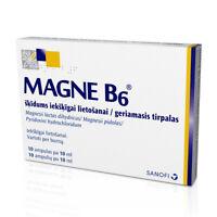 magnelis b6 varicoză cum de a trata numai varicoza