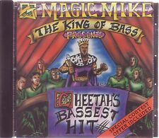 NEW Cheetah's Bassest Hit by DJ Magic Mike (CD, 1998, Cheetah Records)