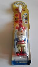 New 3D Toothbrush with Removable Character Blyton's Big Ears L/Product Free Post