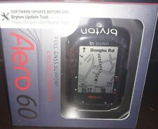 Bryton AERO 60E GPS Cycling Computer ANT+/Bluetooth - NEW IN BOX