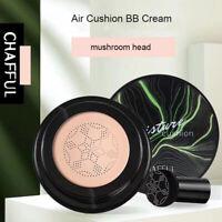 Air Cushion Mushroom Head CC Cream BB Concealer Moisturizing Cosmetics Makeup US