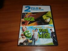 The Mask (1994)/Son of the Mask (DVD, Widescreen 2008) NEW