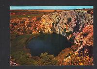 SAINT-PIERRE-sur-MER / NARBONNE PLAGE (11) GOUFFRE nommé L'OEIL DOUX