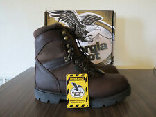 NEW Georgia Boot G110 boots mens 11 M Steel Toe Lacer Work Boot Homeland boots