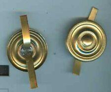 Pickelhauben-Splintrosette. 30 mm 1 Stück