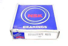 NEW NSK BEARINGS 6010ZZCMP6 BALL BEARING