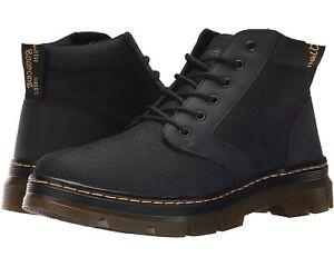 Men's Shoes Dr. Martens BONNY Casual Lace Up Chukka Boots 20377001 BLACK