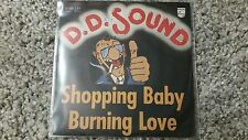 D.D. Sound (La Bionda) - Shopping baby 7'' Single