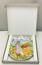 Villeroy & and Boch OUR CHILDREN UNICEF No7 Spain plate BOXED