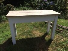 Solid Wood Contemporary Console Tables