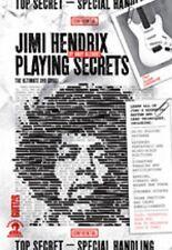 Andy Aledort Guitar World Jimi Hendrix Guitar Playing Secrets DVD NEW!