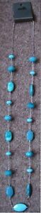 NEW Turquoise Beads by Wallis