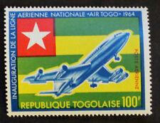 Timbre TOGO Stamp - Yvert Tellier  Aérien n°46 n** (Col9)