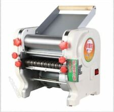 220V Stainless Electric Pasta Press Maker Noodle Machine Home Commercial