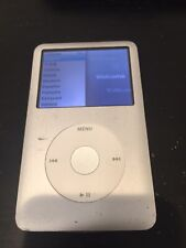 Apple iPod classic 6th Generation Silver (80 GB) LCD Works AC304