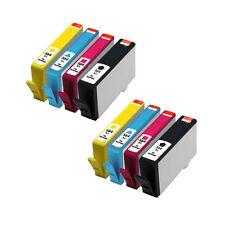 8PK 564XL Ink Cartridge for HP PRINTER Photosmart 5510/5514/5522/6510