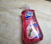 Dial Peony Petals Hydrating Hand Soap Seasonal Collection 7.5FL OZ 221mL