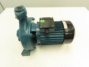 Paranaa PMCE Monoset Centrifugal Water Pump 1.5Hp 480V 3PH 32x25mm
