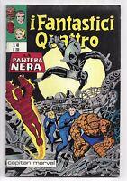 FANTASTIC FOUR #52 ITALIAN 1st Black Panther