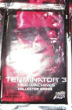 2003 Comic Images Terminator 3: Rise of the Machines sealed pack