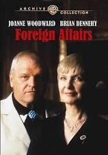 Foreign Affairs DVD (1993) - Joanne Woodward, Brian Dennehy, Jim O'Brien