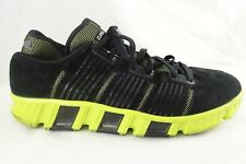 Adidas Climacool Black Yellow Shoes Athletic Men's 12
